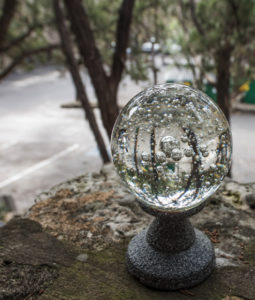 Image of my crystal ball. Ask me about it!